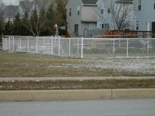 RESIDENTIAL FENCE PERMIT - REQUIREMENTS CITY OF PLANO BUILDING